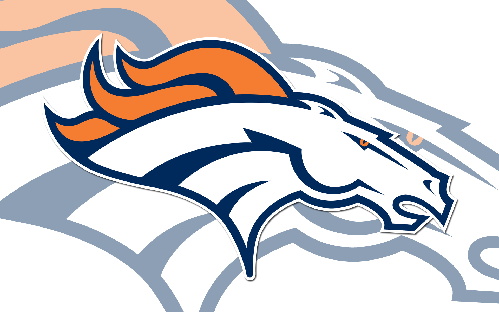 Denver Bronco Logo Vector Car Pictures