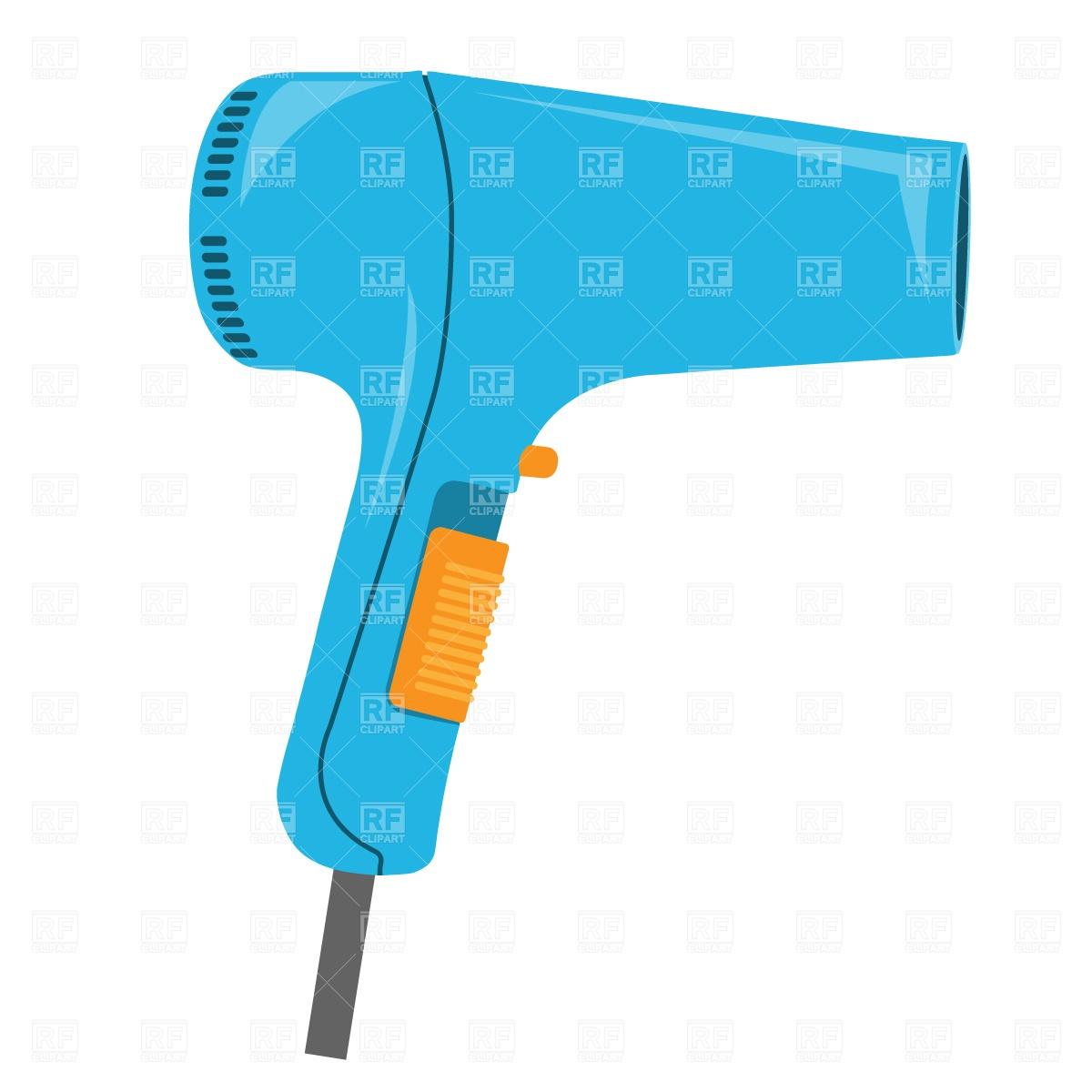 Hair Dryer Clip Art ~ Hair dryer clipart suggest