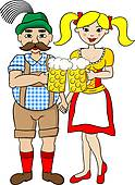 Steins Clipart And Illustrations