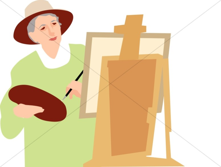 Home Church People Clipart Christian Senior Clipart