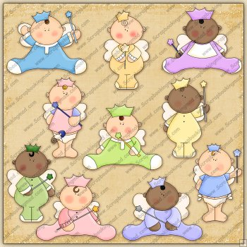 Home    Clipart Shop    Browse All Clipart    Baby Princess Clipart