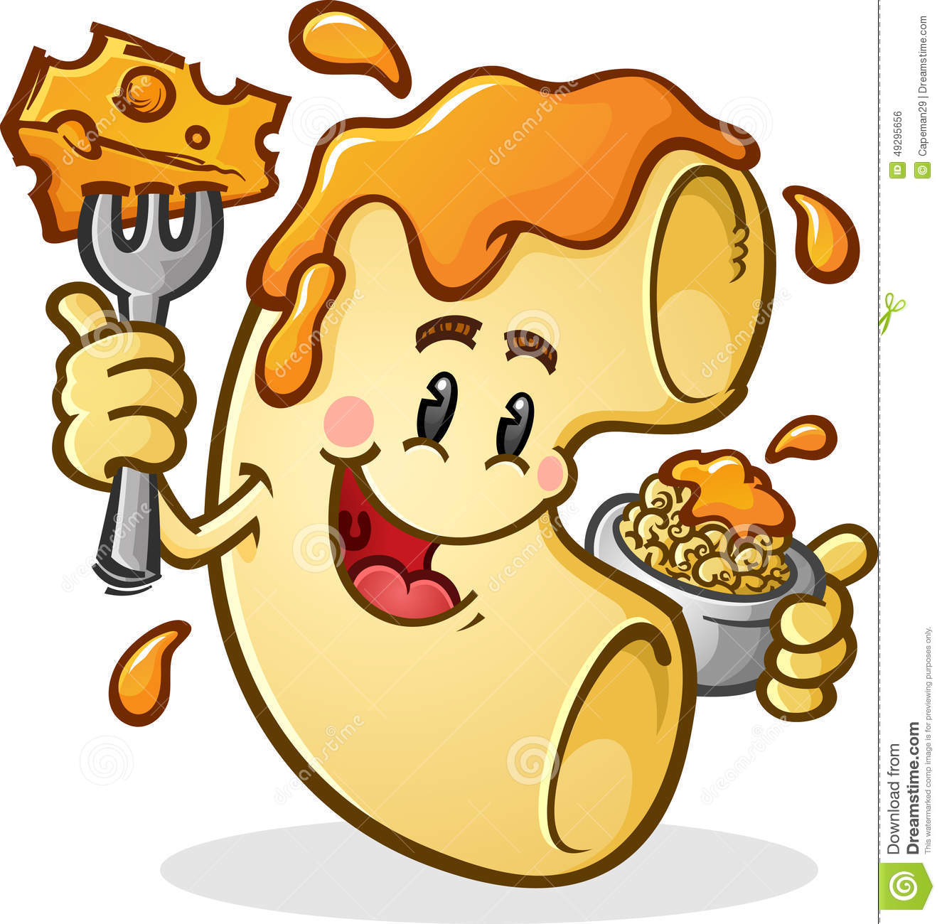 Macaroni And Cheese Clipart  clipartsgramcom