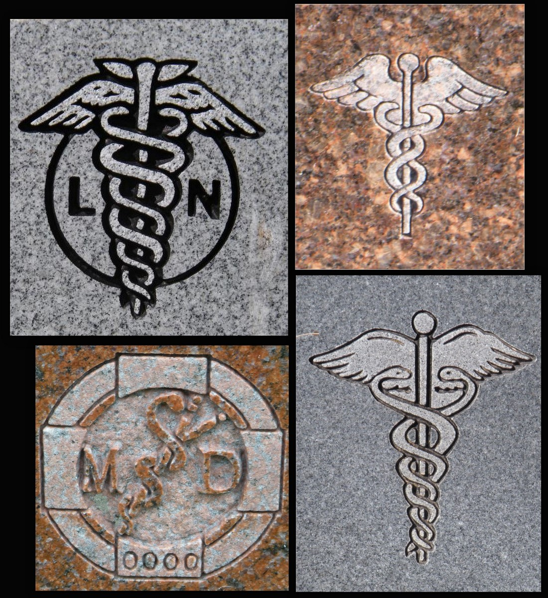 Military Medical Insignia
