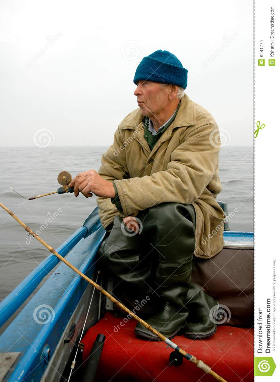старый рыбак бесплатно