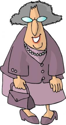 Senior Citizen Cartoon Free Clipart   Free Clip Art Images