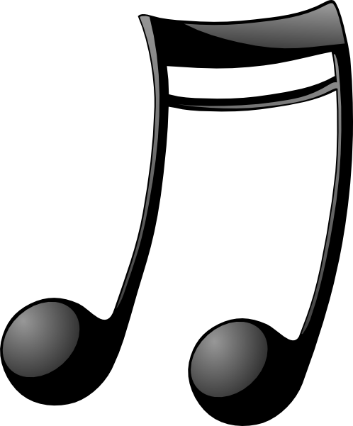 Single Music Notes Clip Art   Clipart Panda   Free Clipart Images