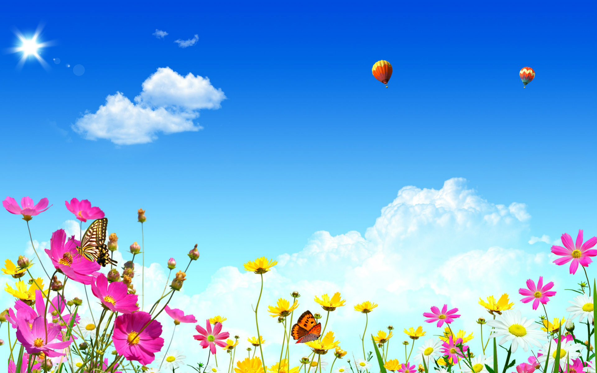Download Free Spring Desktop Backgrounds Which Is Under The Spring