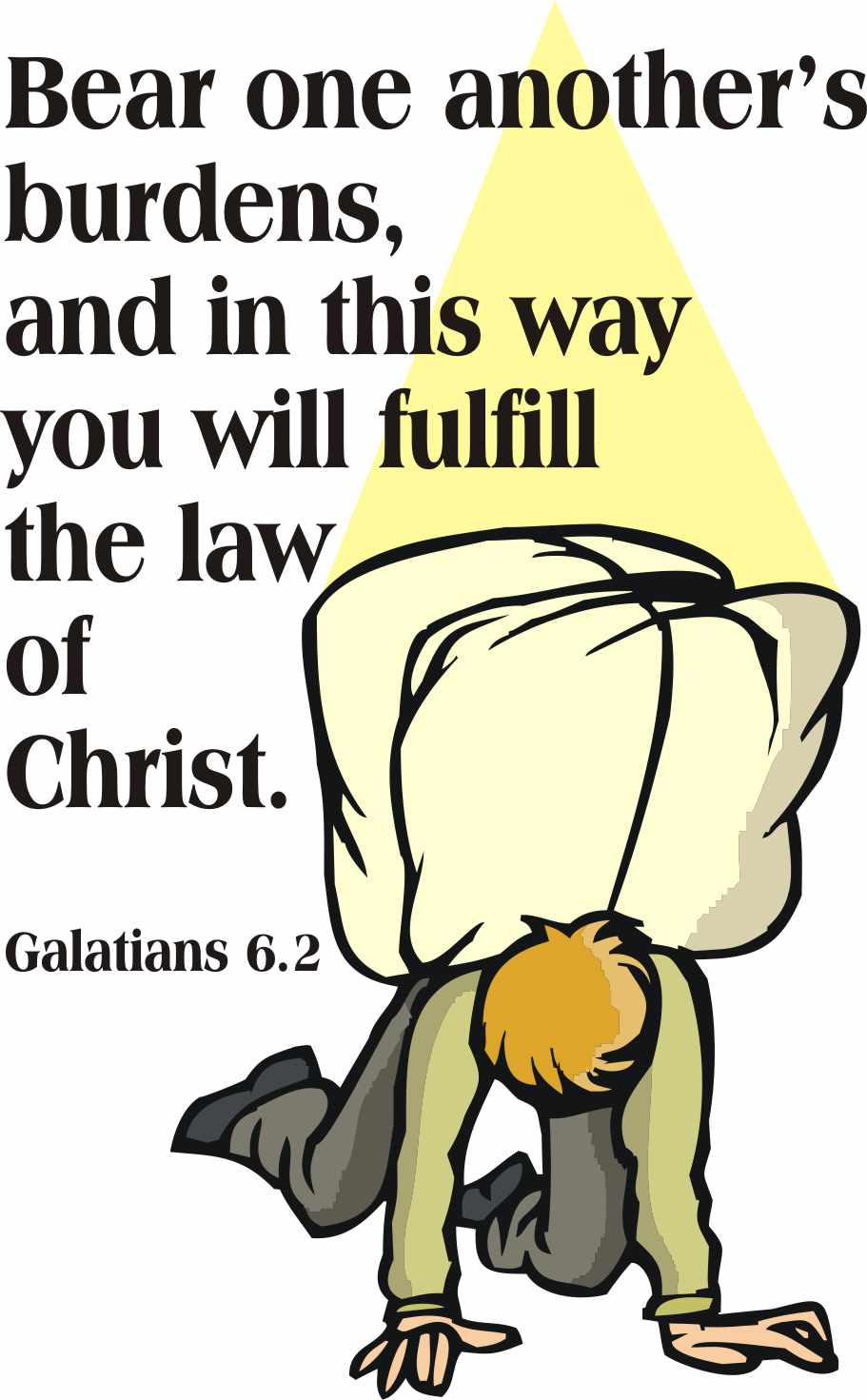 Free Church Bulletin Clip Art Quotes