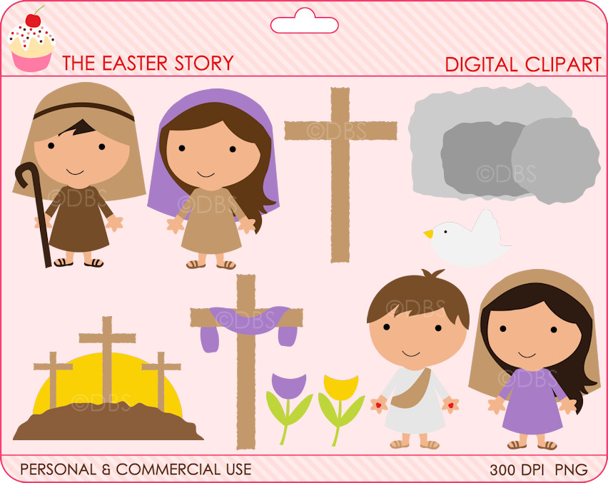 easter scripture clipart - photo #47