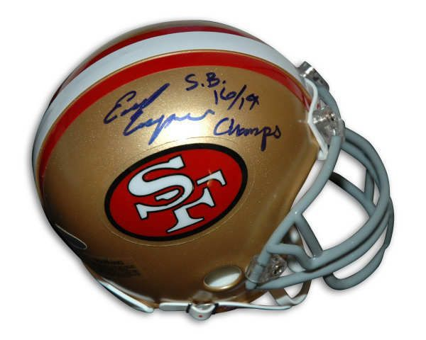 San Francisco 49ers Helmet Change