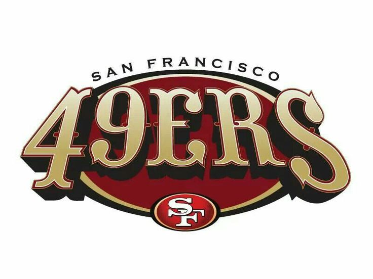 Sf 49er Font Logo   Sf Giants   Sf 49ers   Tennis   Pinterest