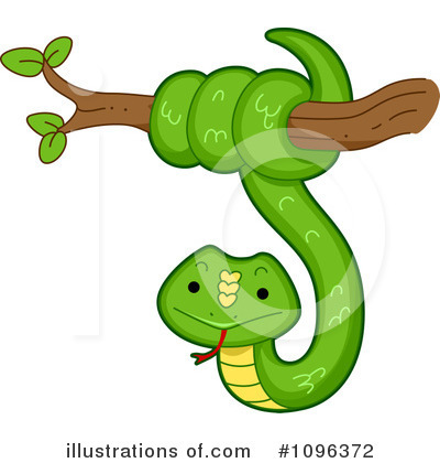 Snake Clipart  1096372 By Bnp Design Studio   Royalty Free  Rf  Stock