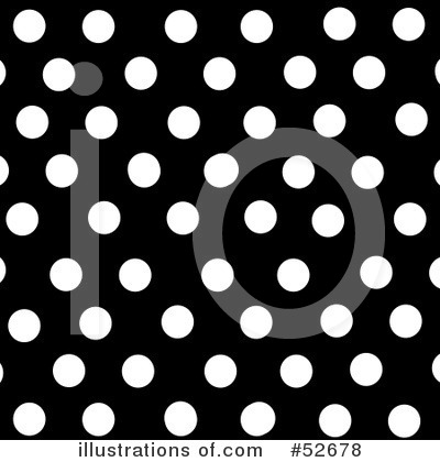 Black And White Polka Dot Clip Art Free