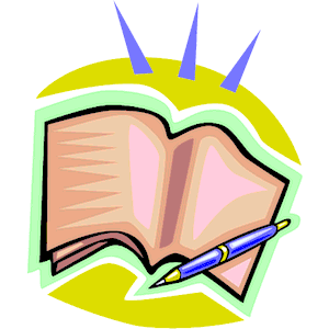 Book   Pen 1 Clipart Cliparts Of Book   Pen 1 Free Download  Wmf Eps