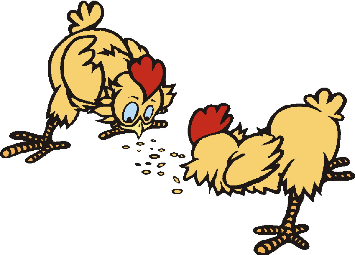Animated Chicken Clipart - Clipart Kid