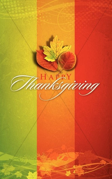 Happy Thanksgiving Church Graphics Thanksgiving Colors Announceement