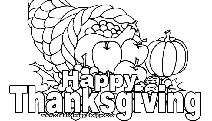 Happy Thanksgiving Coloring Page Happy Giving Day Coloring Happy