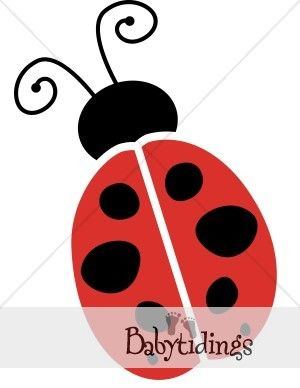 Lady Bug Clip Art   Google Search     Birds Butterflies Bugs