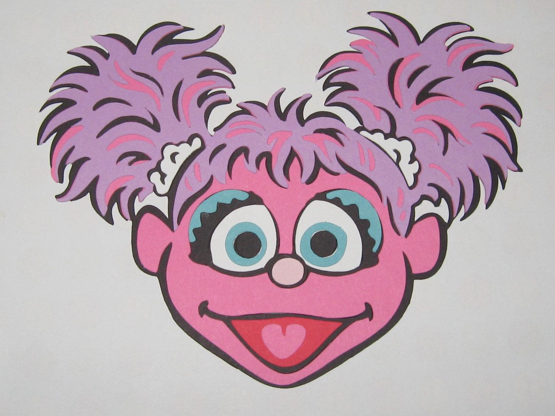 Sesame Street Zoe Face
