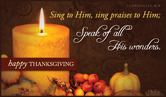 Thanksgiving Day Anointing Service At The Cathedral 2014