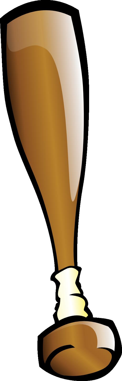 Baseball Bat Clipart - Clipart Kid