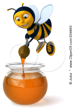 Honey Clipart - Clipart Kid