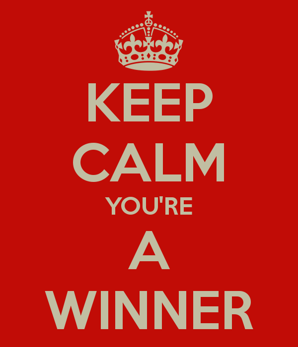 You're A Winner Clipart - Clipart Kid
