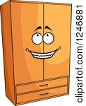 Royalty Free  Rf  Closet Clipart Illustrations Vector Graphics  1