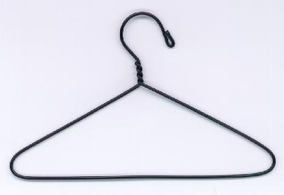 Clip Art Metal Cloths Hanger