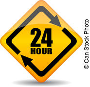 Work Hour Illustrations And Clipart