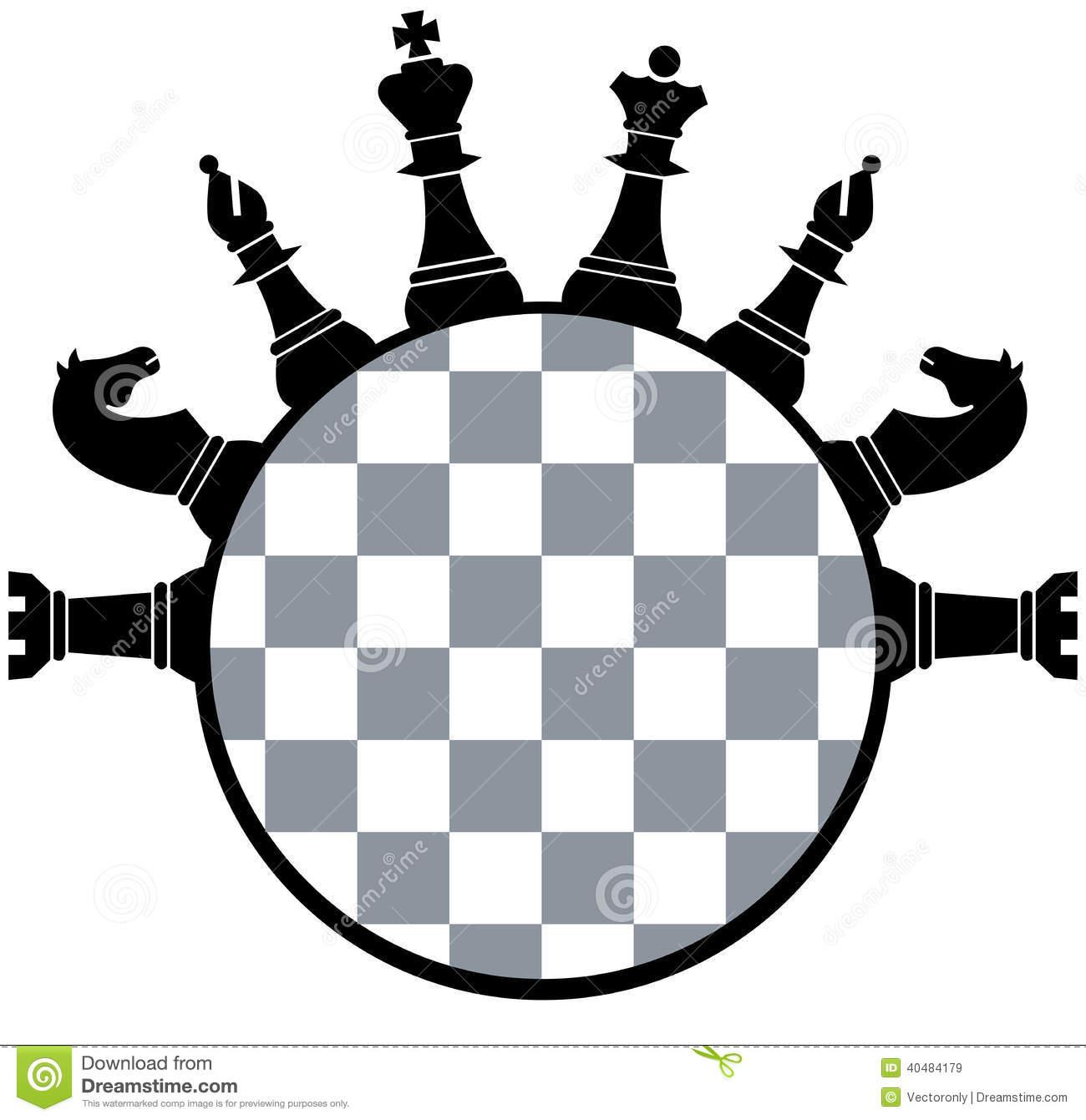 Chess Clipart - Clipart Kid