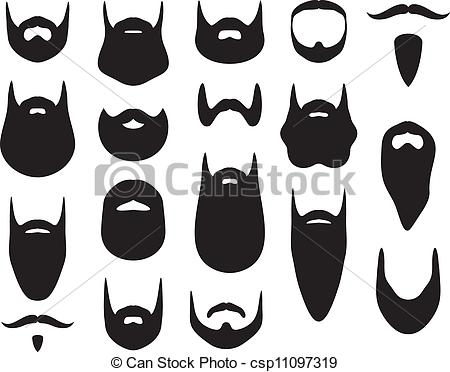 Duck Dynasty Beard Silhouette