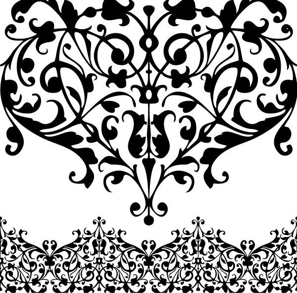 Etsy    Invitations Etc    Pinterest   Clip Art Lace And Lace Stencil