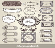 European Lace Pattern Vector Graphic   Clipart Me