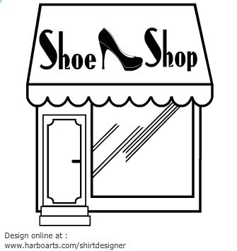 Shoe Store Clip Art – Cliparts