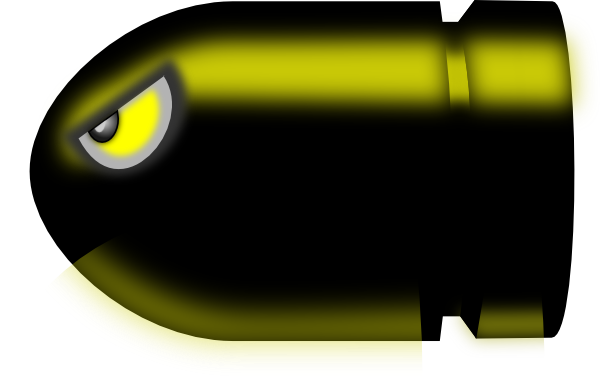 Bullet Clipart - Clipart Kid
