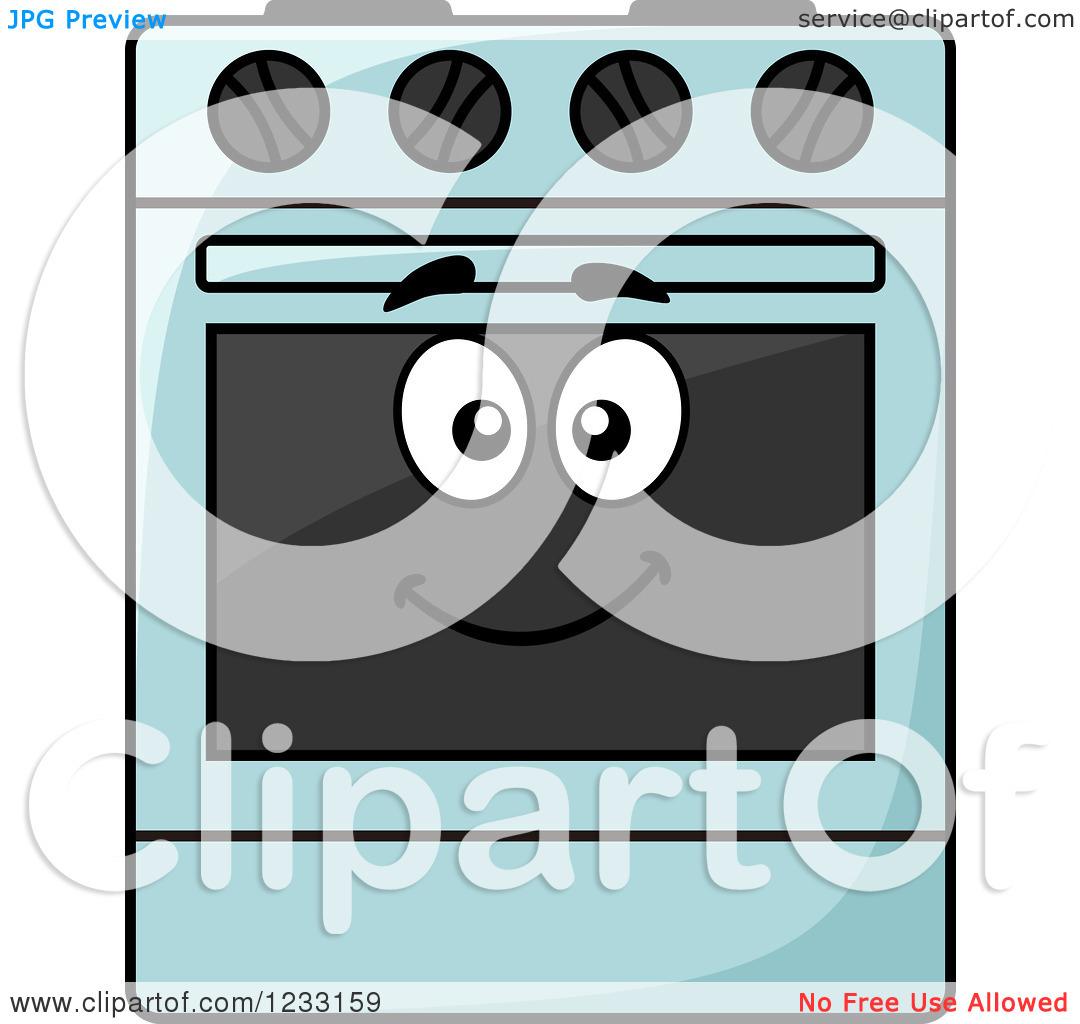 Oven Clip Art ~ Open oven clipart kid