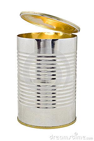 Tin Can Clipart