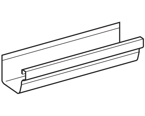 Roof Gutters and Downspouts Clip Art