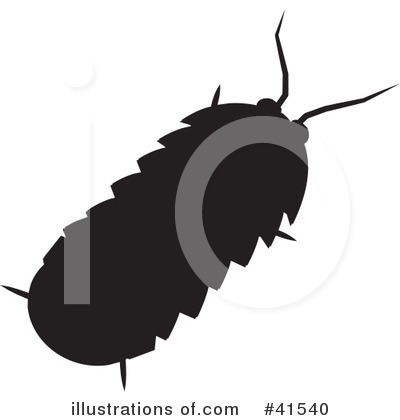 Royalty Free  Rf  Pillbug Clipart Illustration By Prawny   Stock