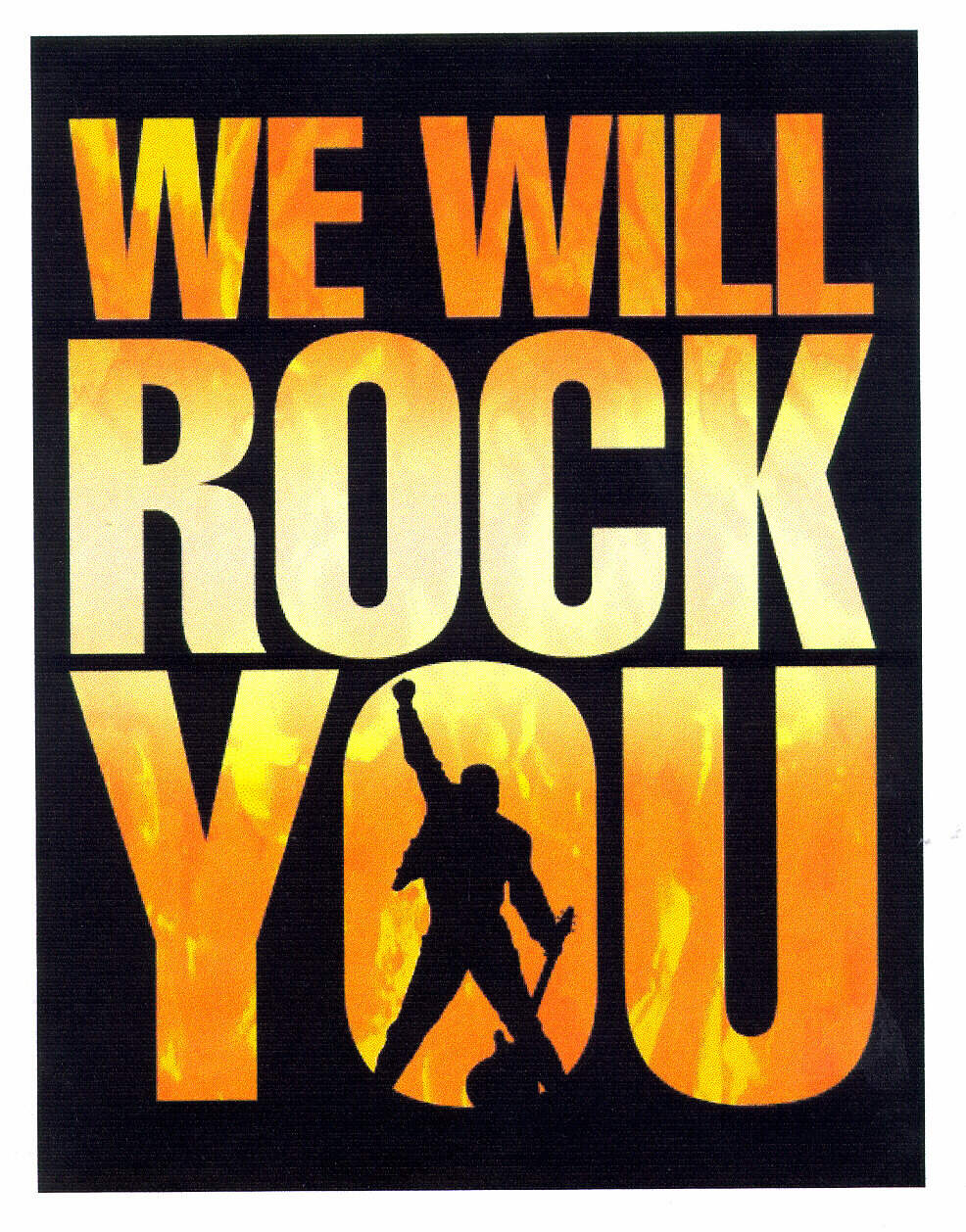 Trademark Information For We Will Rock You From Ctm   By Markify