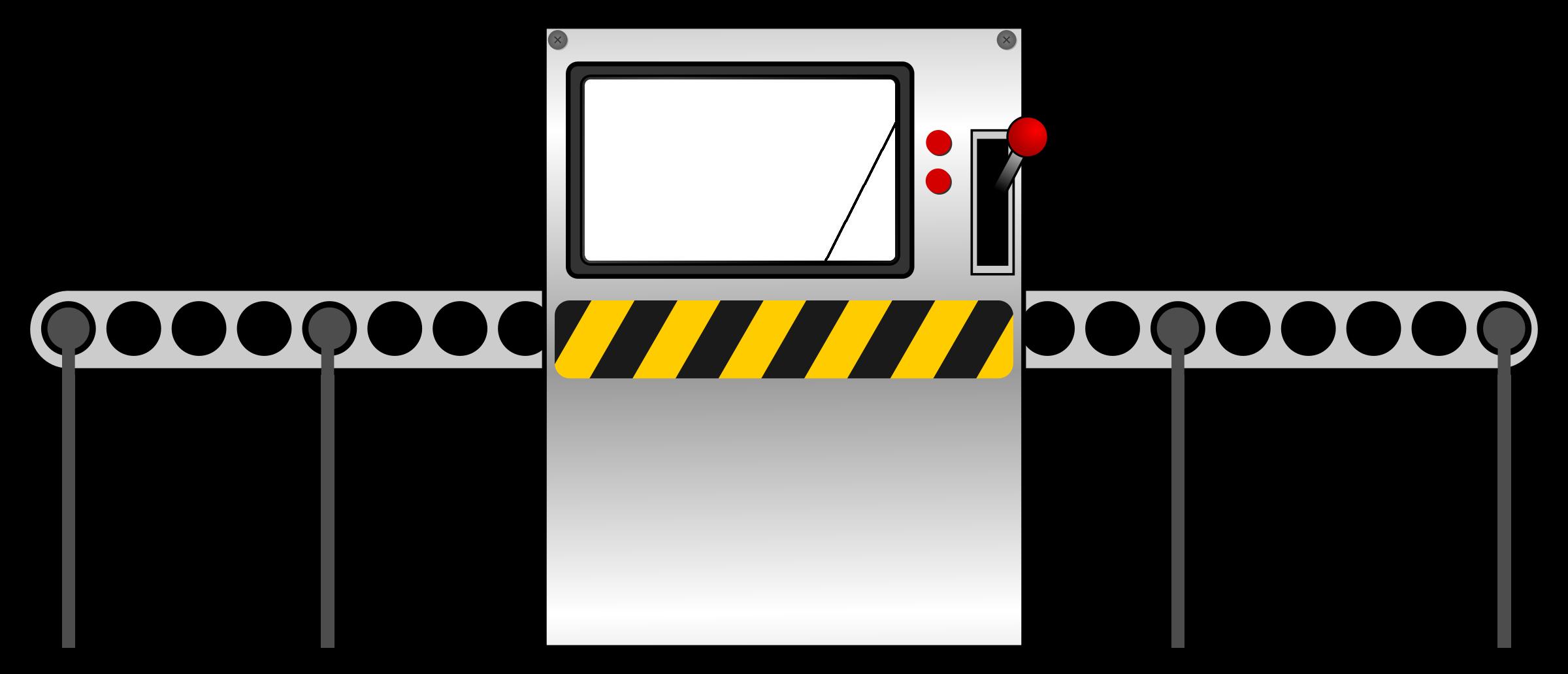 Machine Clipart - Clipart Kid