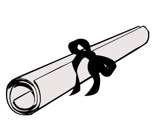 Diploma Clipart - Clipart Suggest