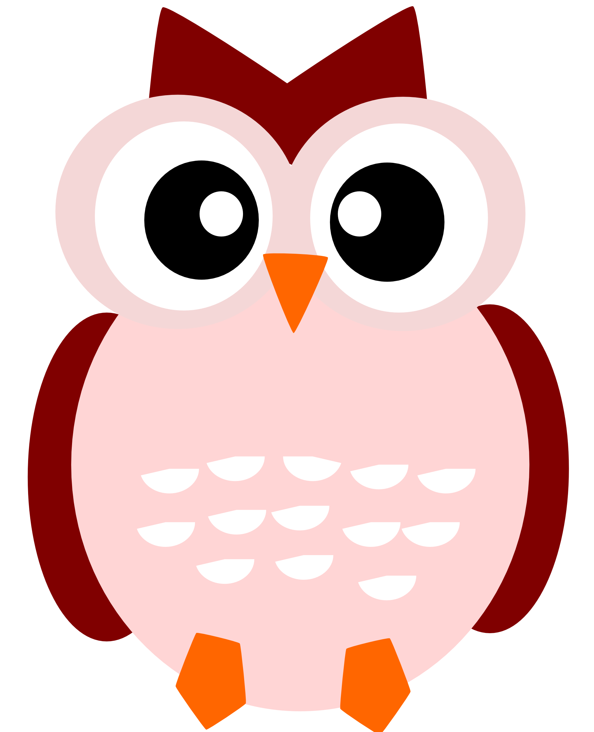 Fall Owl Clipart - Clipart Kid