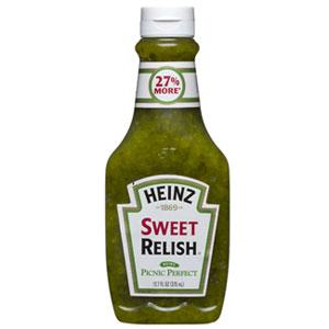 Green Hot Dog Relish