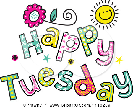Happy Tuesday Clipart   Item 3   Vector Magz   Free Download Vector
