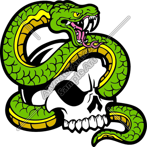 Viper Snake Clipart - Clipart Suggest