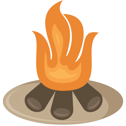 campfire clipart clipart suggest VBS Free Clilpart S'mores Clip Art Black and White