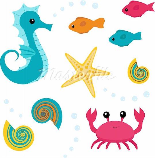 Cute Starfish Clipart - Clipart Suggest