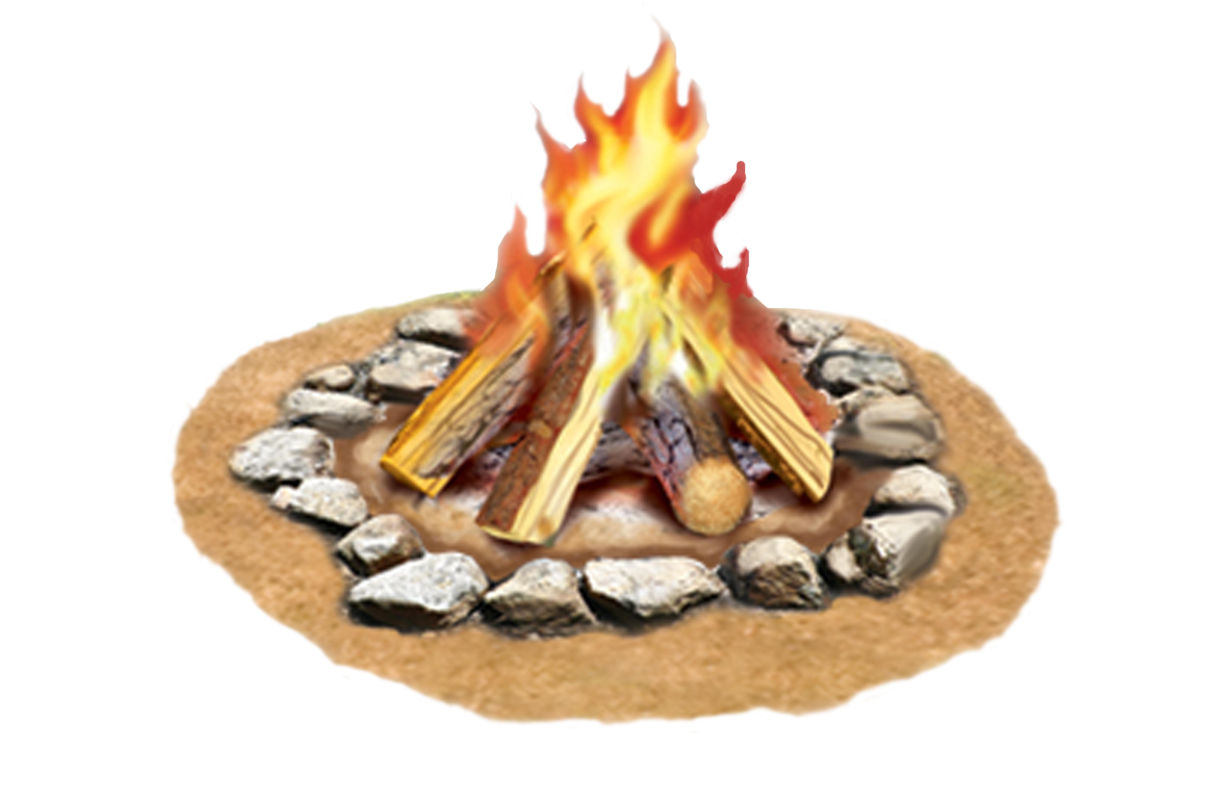 Clip Art Camp Fire Clip Art campfire clipart kid download links campsite trees wooden sign